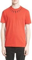 Neil Barrett Men's Thunderbolt Graphic T-Shirt