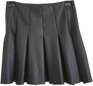 MSGM Anthracite Skirt for Women