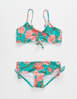 Billabong Sunny Shore Mini Crop Girls Bikini