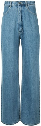 Ground Zero wide-leg jeans