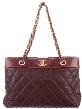 Chanel Soft Elegance Medium Tote