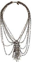 Erickson Beamon Multistrand Collar Necklace