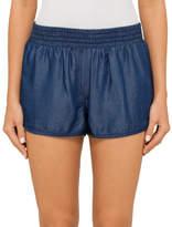 R & E RE: Tencel Jogger Shorts