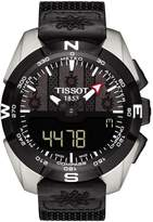 Tissot Men's T-Touch Expert Solar Fete Lutte Suisse Watch, 45mm