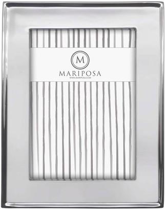"Mariposa Signature Engravable Picture Frame, 5"" x 7"""