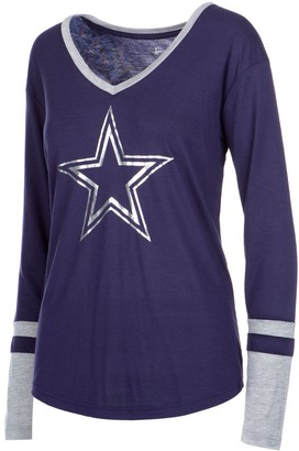 Unbranded Women's Dallas Cowboys Geneva tee