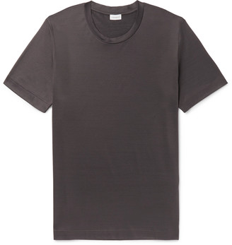 Zimmerli Cotton-Jersey Pyjama T-Shirt