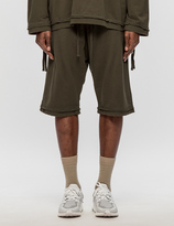 Stampd Glass Chains Sweat Shorts
