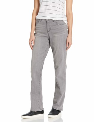 Bandolino Womens Mandie Signature Fit 5 Pocket Jeans