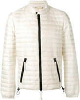 Duvetica banded collar jacket - men - Feather Down/Polyamide - 48