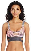 Maaji Women's Moviepier Fashion Bikini Top