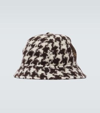 Gucci Exclusive to Mytheresa - Serge tweed bucket hat