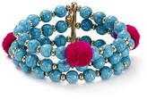 BaubleBar Grenada Beaded Stretch Bracelet