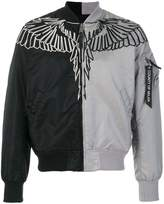 Marcelo Burlon County of Milan Talca Alpha MA-1 bomber jacket