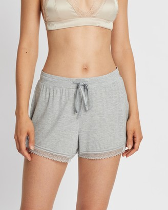 Gap Modal Shorts with Lace