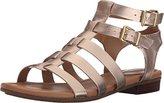 Clarks Women's Viveca Myth Gladiator Sandal