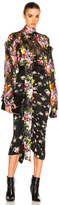 Preen by Thornton Bregazzi Cora Top in Floral.