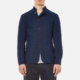 Oliver Spencer Men's Artist Jacket Kildale Indigo Rinse