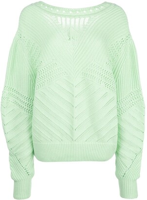 Barrie Perforated Jumper