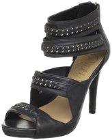 Candela NYC Women's Lean N Chain Sandal