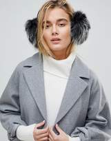 French Connection Faux Fur Ear Muffs
