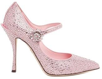 Dolce & Gabbana Lory Mary Jane Pumps