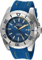 Invicta Men's 'Pro Diver' Automatic Stainless Steel and Silicone Casual Watch, Color: (Model: 23800)