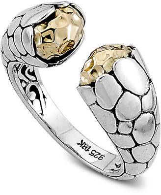 Samuel B. 18K Pebble Ring