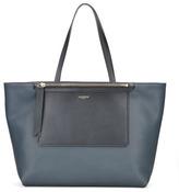 Lanvin New Easy Shopper Bag, Cobalt