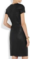 Fendi Leather dress