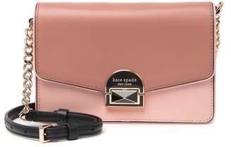 Kate Spade Neve Leather Two Tone Crossbody Bag