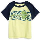 Tea Collection Stingwave T-Shirt (Baby Boys)