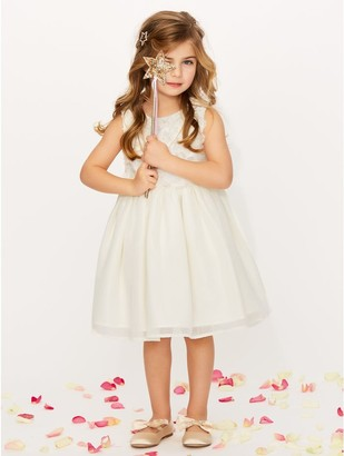 M&Co Floral chiffon bridesmaid dress (3-12yrs)