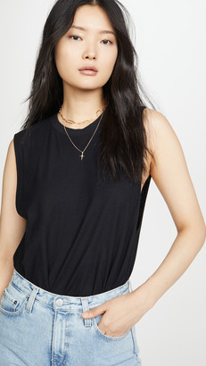 AG Jeans Zoey Muscle Tank