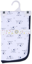 Little Me Baby Boys' Puppy Toile Blanket