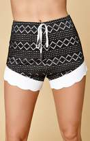 Nightwalker Lace It Shortie Shorts