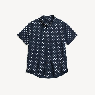Tommy Hilfiger Seated Fit Star Print Shirt