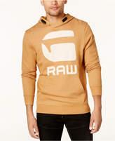 G Star Men's Graphic-Print Hooded Sweatshirt