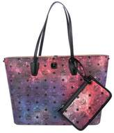 MCM Galaxy Leather Tote