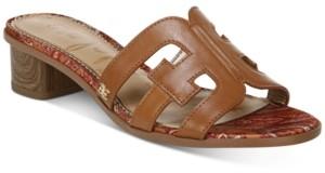 Sam Edelman Illie Logo Slide Sandals Women's Shoes