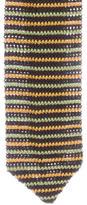 Etro Silk Knit Tie w/ Tags