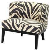 Eichholtz Zebra Slipper Chair