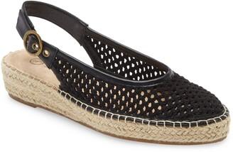 Bella Vita Olive II Slingback Platform Sandal