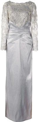 Tadashi Shoji Sequinned Gown