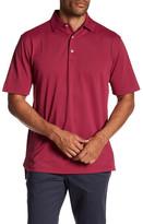 Peter Millar Sean Stretch Mesh Polo Shirt