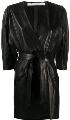 IRO Lanika belted dress