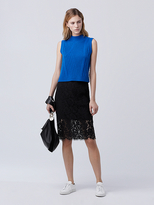 Diane von Furstenberg Ediva Sleeveless Knit