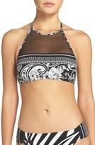 LaBlanca La Blanca Sevilla Scarf Bikini Top