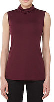 Allison Daley Turtle Neck Sleeveless Knit Top