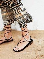 Faryl Robin Vegan Mia Wrap Sandal by at Free People